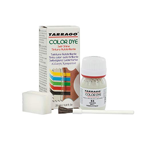 Tarrago Color Dye 25ml, Zapatos y Bolsos Unisex Adulto, Marrón (Deep Brown 116), 20 ML