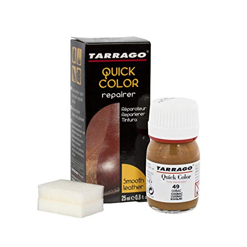 Tarrago - Quick 25ml, Pinturas y Tintes Unisex Adulto, Marrón (Cognac 49), 20 ML