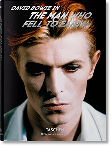 David Bowie. The Man Who Fell to Earth (Bibliotheca Universalis) de Taschen