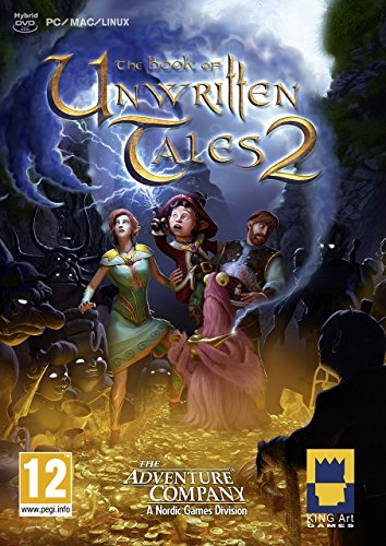 The Book Of Unwritten Tales 2 de The Adventure Company