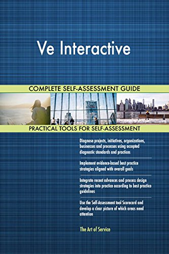 Ve Interactive All-Inclusive Self-Assessment - More than 710 Success Criteria, Instant Visual Insights, Comprehensive Spreadsheet Dashboard, Auto-Prioritized for Quick Results de The Art of Service