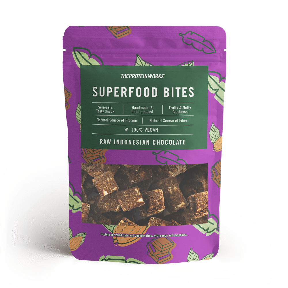Bocaditos Superalimentos de The Protein Works™