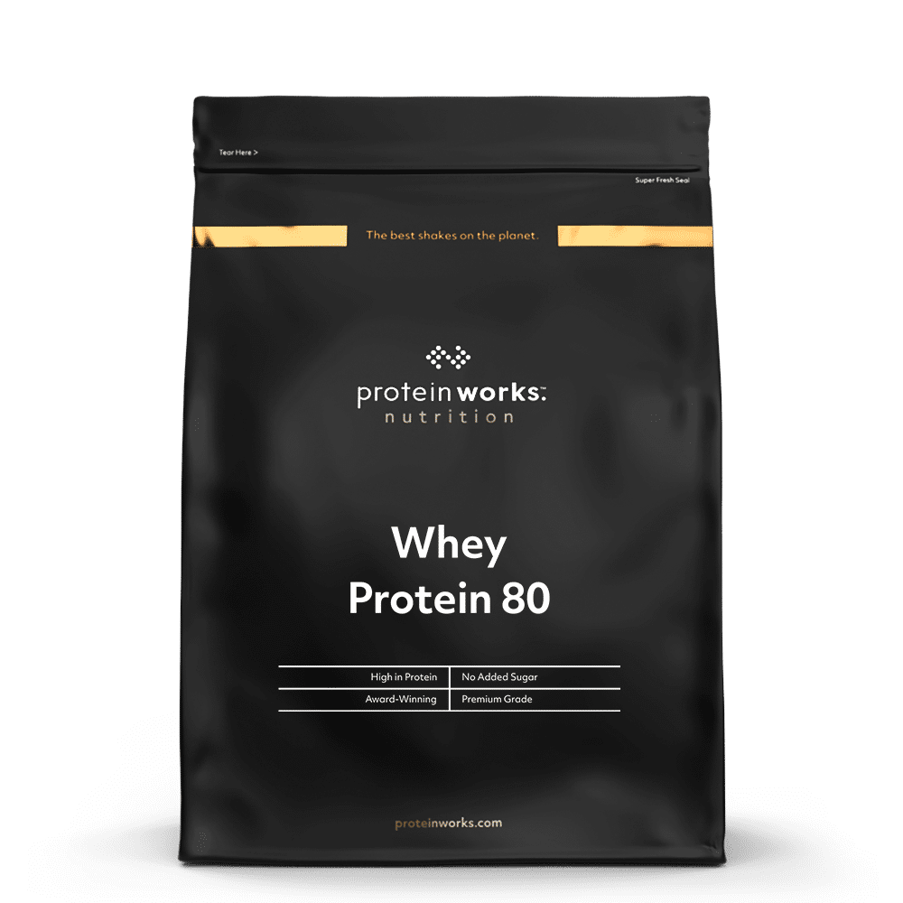 Whey Protein 80 (Concentrate) de The Protein Works™