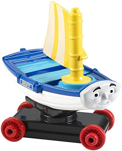 Thomas & Friends Mattel CGT020 Take-n-Play - Diecast Locomotora - Skiff [DVD] de Thomas & Friends