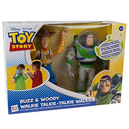 Toy Story - Walkie Talkie Buzz & Woody (Propio 140400) de Toy Story