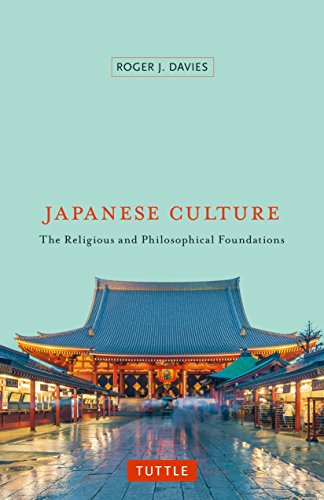 Japanese Culture: The Religious and Philosophical Foundations de Tuttle Publishing