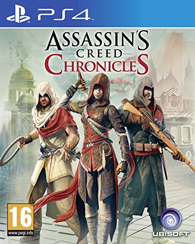 Assassins Creed Chronicles [Importación Inglesa] de UBI Soft