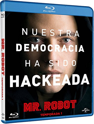 Mr. Robot - Temporada 1 [Blu-ray] de Universal