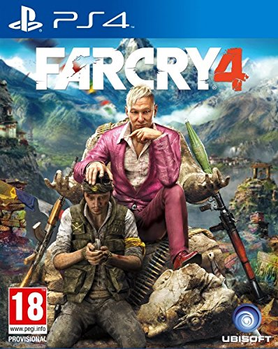 Far Cry 4 de Ubisoft Spain
