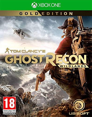 Ghost Recon Wildlands - Gold Edition de Ubisoft Spain