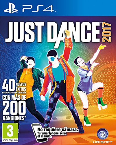 Just Dance 2017 de Ubisoft Spain