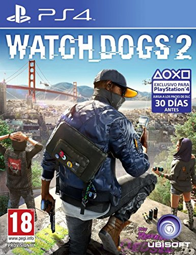 Watch Dogs 2 - Standard Edition de Ubisoft Spain