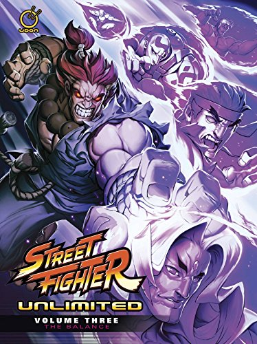 Street Fighter Unlimited Volume 3: The Balance de Udon Entertainment Inc