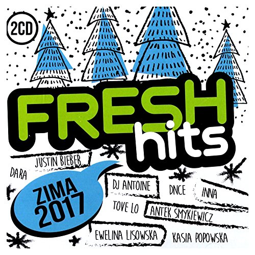 Fresh Hits Zima 2017 [2CD] de Universal Music