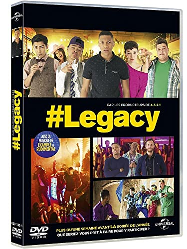 Legacy [Francia] [DVD] de Universal Pictures France