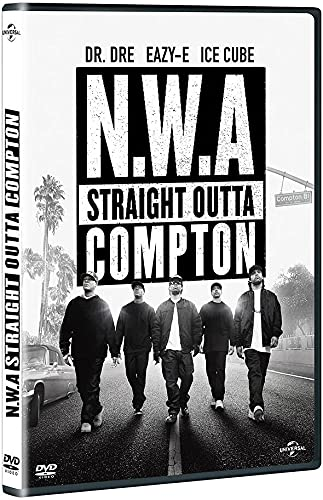 N.W.A Straight Outta Compton [Italia] [DVD] de Universal Pictures France