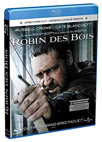 Robin des Bois [Francia] [Blu-ray] de Universal Pictures France
