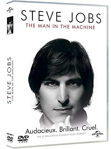 Steve Jobs: The Man in the Machine [Italia] [DVD] de Universal Pictures France