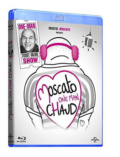Vincent Moscato - One Man Chaud [Italia] [Blu-ray] de Universal Pictures France