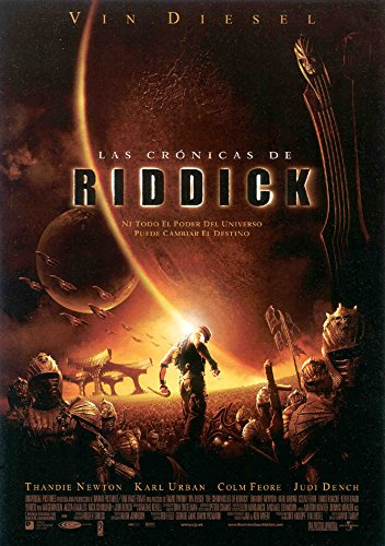 Las crónicas de Riddick (The chronicles of Riddick) [Blu-ray] de Universal Pictures