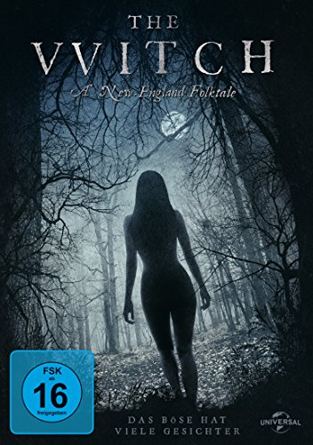 The Witch - A New-England Folk Tale [DVD] de Universal Pictures