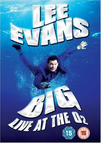 Lee Evans-Big Live at the Dome [Reino Unido] [DVD] de Universal