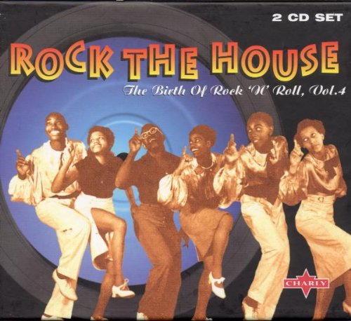 Rock the House Vol.4 de Various