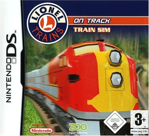 Lionel Trains On Track (Train Sim) de Verbatim