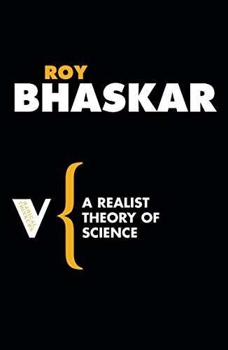 A Realist Theory of Science (Radical Thinkers) de Verso Books