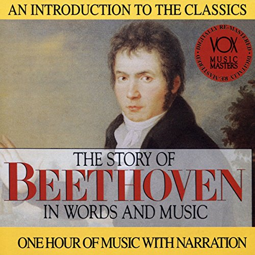 Beethoven - His Story and His Music de Vox (Classical)