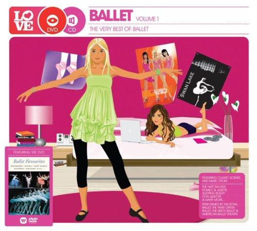 Love Ballet de WARNER MUSIC VISION