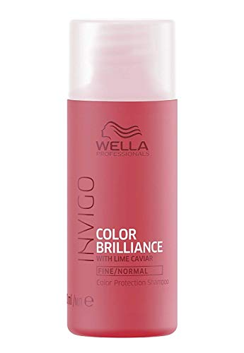 Invigo Color Shine Champú fino/normal para el cabello 50ml de WELLA PROFESSIONALS