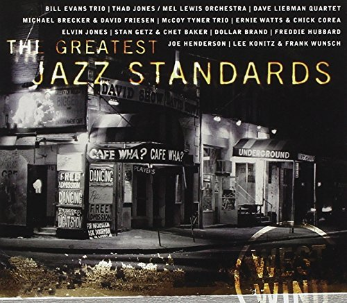 The Greatest Jazz Standards de WEST WIND