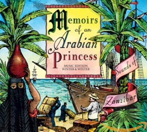 Memoirs of An Arabian Princess de WINTER