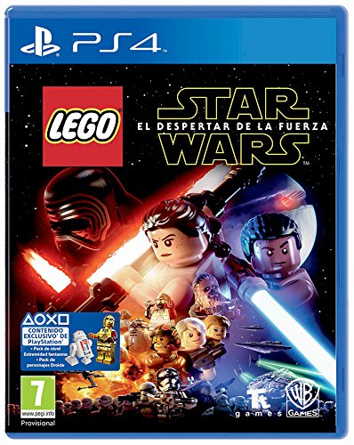 LEGO Star Wars: El Despertar De La Fuerza (Episodio 7) de Warner Bros. Entertainment
