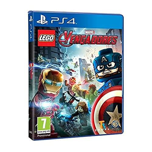 LEGO Vengadores - [Edición: España] de Warner Bros. Entertainment