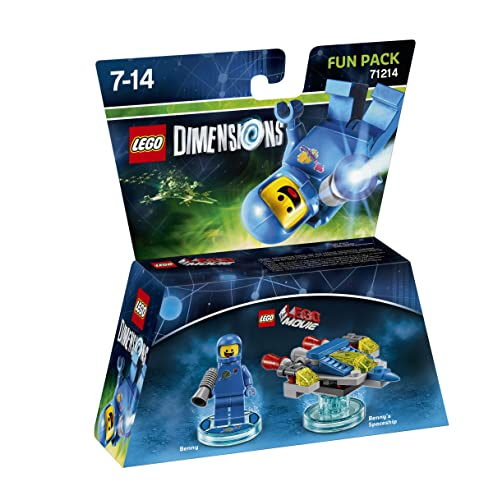 Warner Bros. Interactive Spain (VG) Lego Dimensions - Benny de Warner Bros. Interactive Spain (VG)