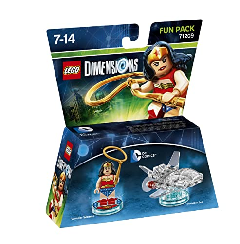 Warner Bros Interactive Spain (VG) Lego Dimensions - Figura Wonder Woman de Warner Bros Interactive Spain (VG)