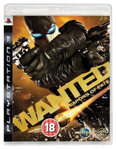 Wanted: Weapons Of Fate (PS3) by Warner Bros. Interactive de Warner Bros. Interactive