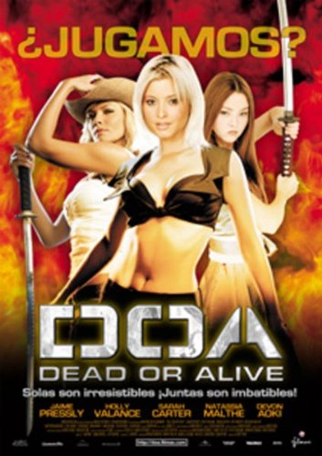 DOA (Dead or alive) [DVD] de Warner