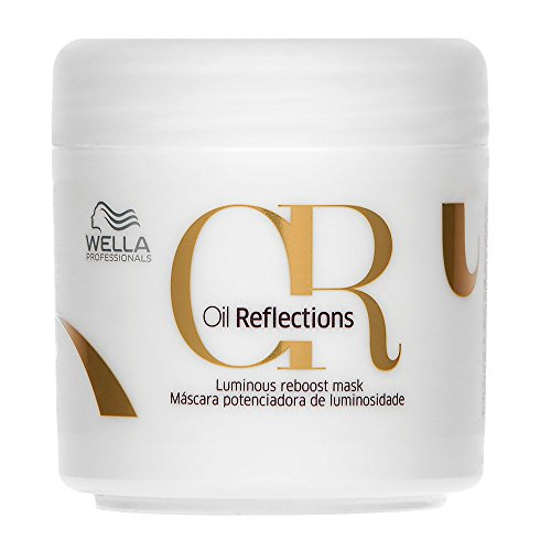 Wella Oil Reflections Luminous Reboost Mask 1 x 150 ml Tratamiento capilar con aceite de camelia de WELLA PROFESSIONALS