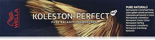 Wella Koleston Perfect Pure Naturals - Tinte para el pelo, 60 ml de WELLA PROFESSIONALS