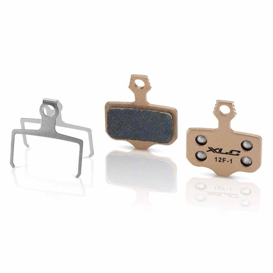 Xlc Disc Brake Pads Bp S21 One Size Gold de Xlc