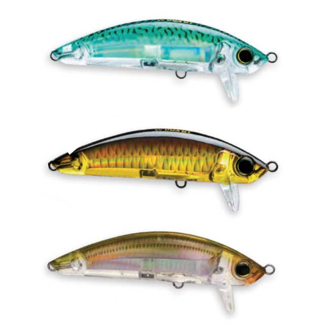 Yo-zuri 3d Inshore Surface Minnow 70 Mm 7.5 Gr One Size RPCH de Yo-zuri
