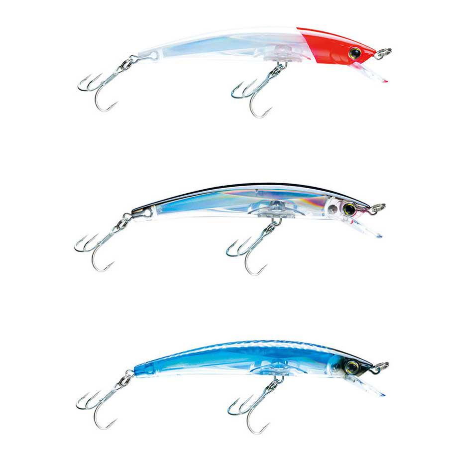 Yo-zuri Crystal 3d Minnow Floating 90 Mm 7 Gr 7 g RBK de Yo-zuri