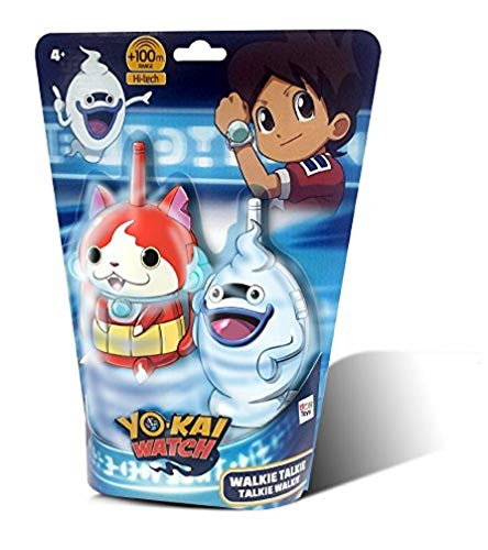 IMC Toys 396524 - Electrónicos Walkie Talkie Yo-Kai Watch de Yokai Watch