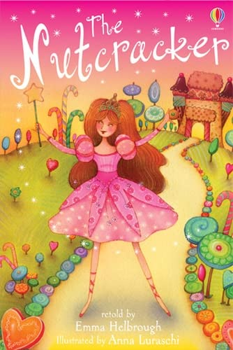 The Nutcracker: Gift Edition (3.1 Young Reading Series One (Red)) de Usborne Publishing Ltd