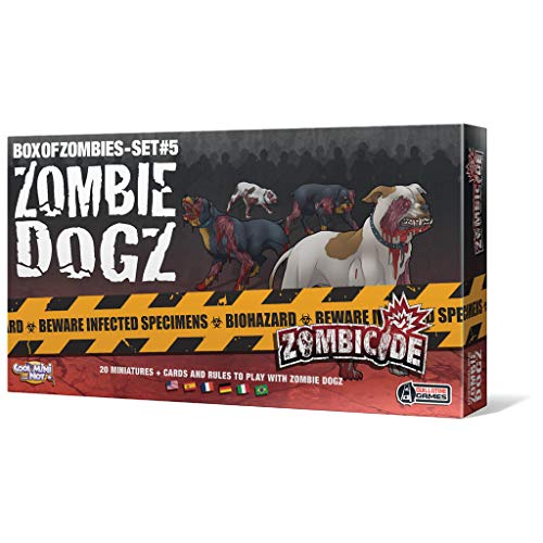 Z-Man Games España Color (Zombie Dogz) de Z-Man Games España