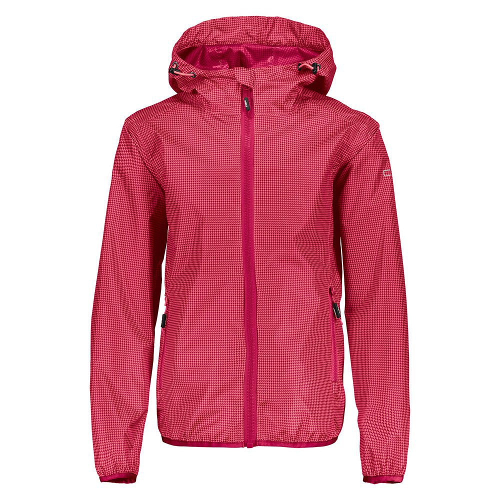 Cmp Girl Jacket Fix 14 Years Hibiscus / Coral de Cmp