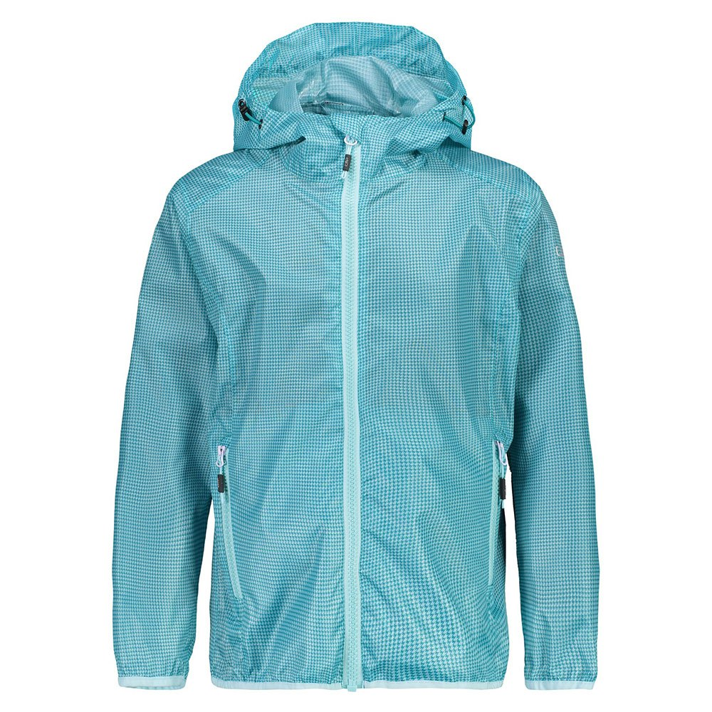 Cmp Girl Jacket Fix Hood 8 Years Curacao / Anise de Cmp